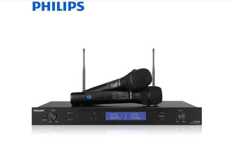 无线手持麦克风(一拖二)CSS1700B/93