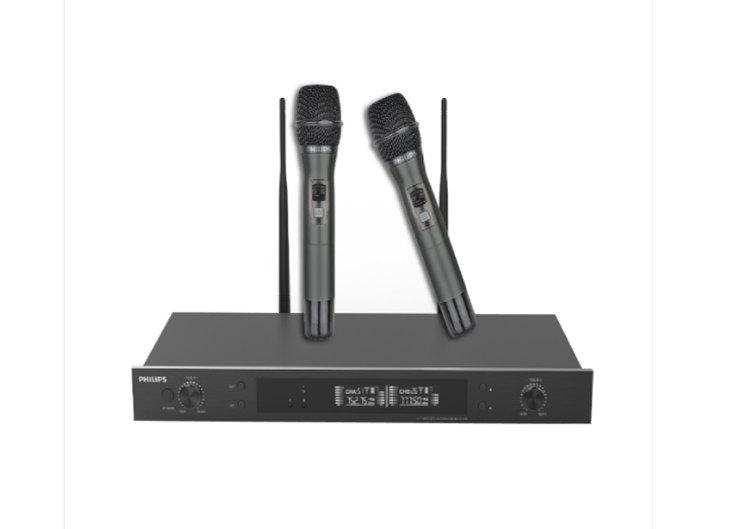 无线手持麦克风(一拖二)CSS1700/93