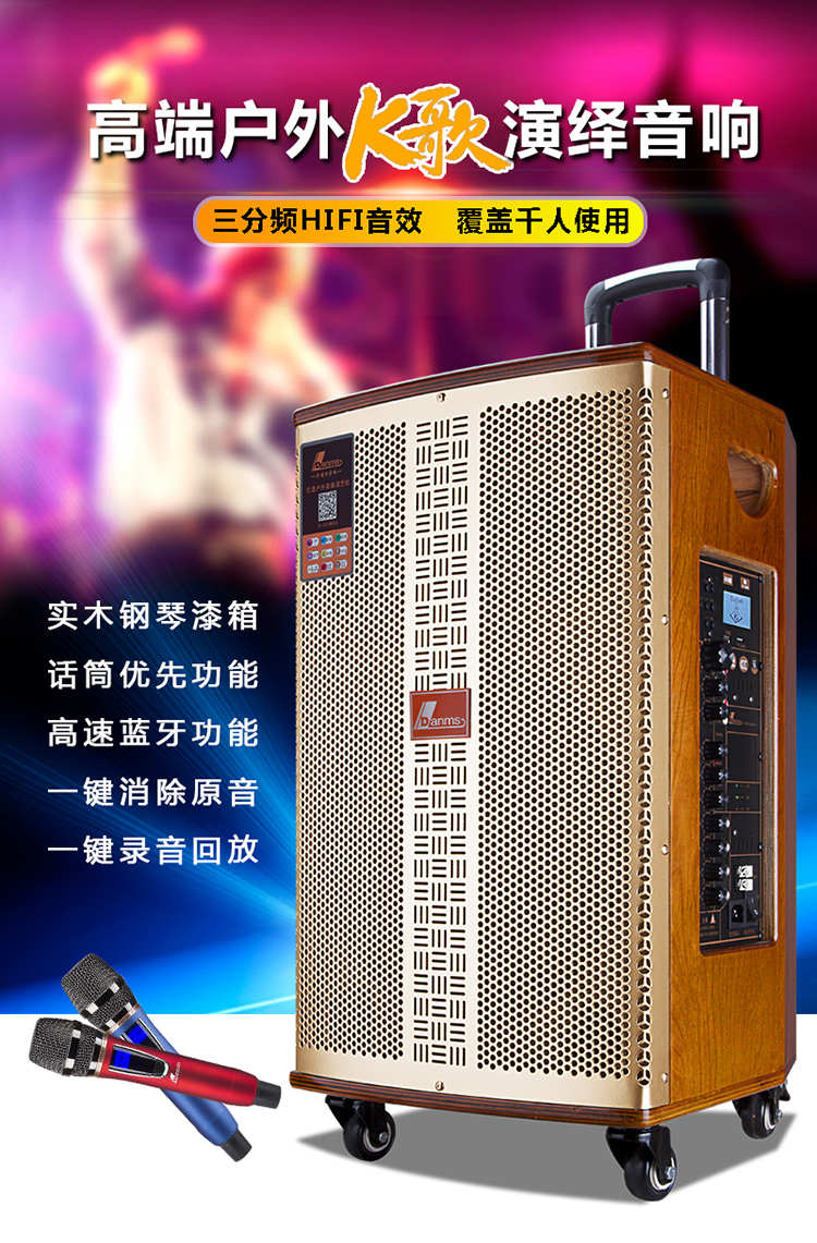 丹唛仕H1880(10寸)