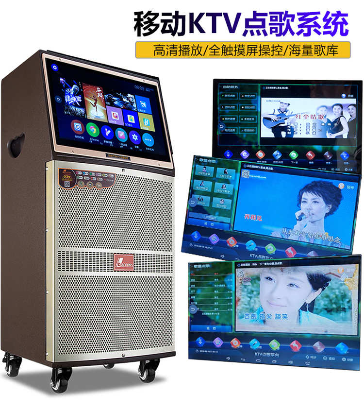 丹唛仕MV-8896官方套装21寸屏幕