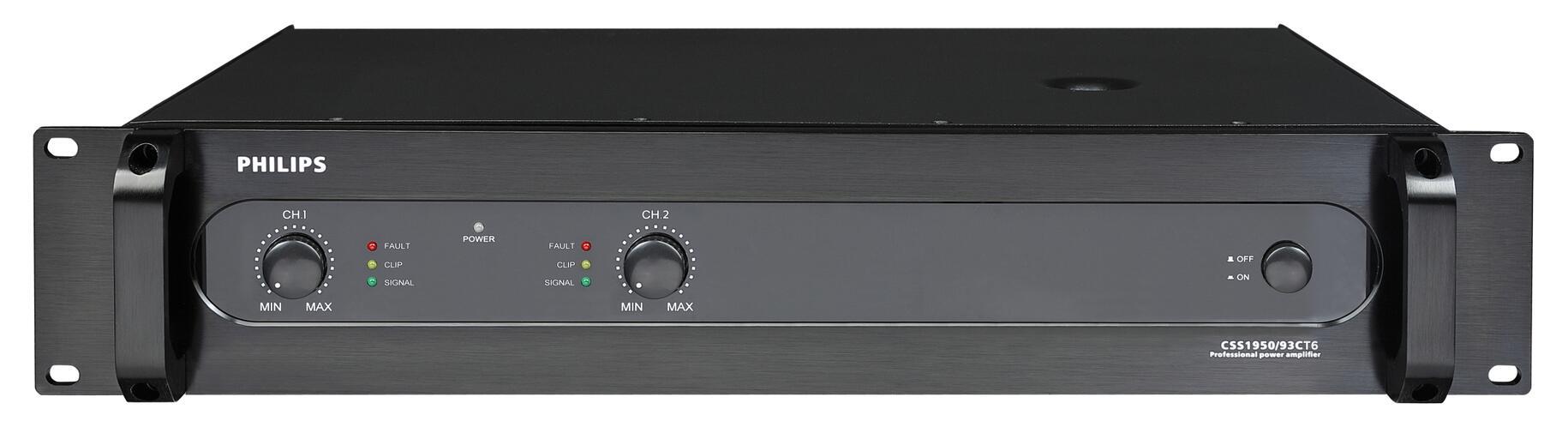CSS1950/93CT6专业功放800W