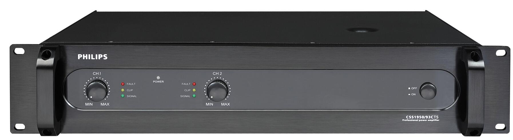 CSS1950/93CT5专业功放600W