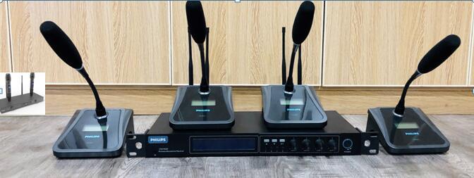 无线手持麦克风(一拖四)CSS1700D/93