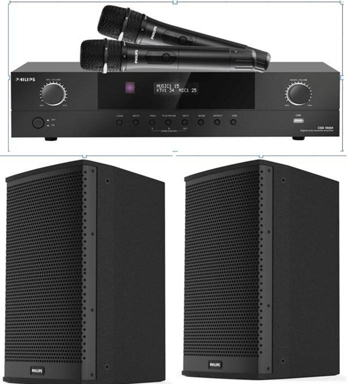 专业音响(10寸)套装/梵唱CSS1840X / 93KZ35功放  CSS1622 / 93HE10音响