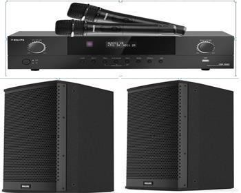 专业音响(12寸)套装/优唱CSS1840X / 93KZ65功放  CSS1622 / 93HE12音响