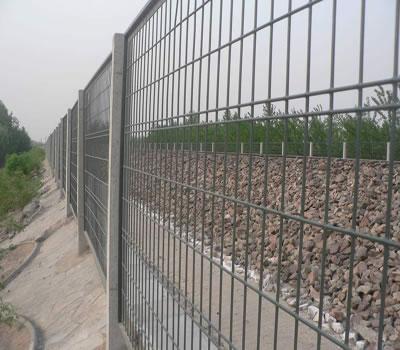 沈阳铁路护栏网案例