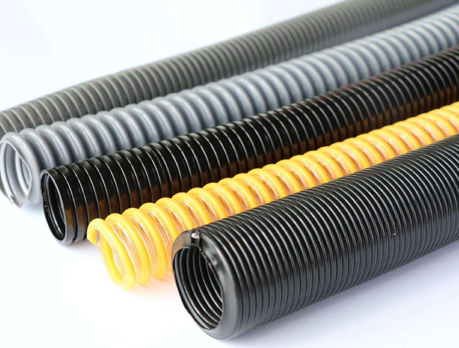 管企小编与你分享四川波纹管HDPE壁波纹管的性能特点选择