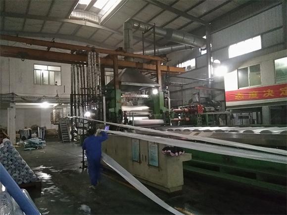 陝西高陵福某橡膠有限公司(VOCs廢氣處理)