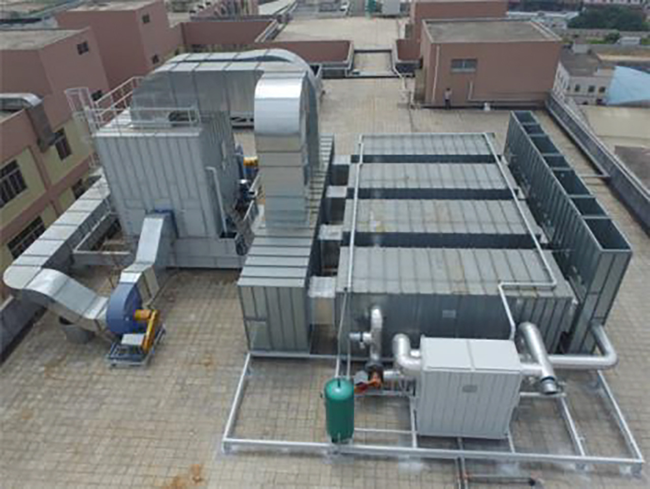(RCO)催化燃烧净化设备