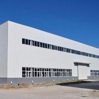 阜阳机械厂房