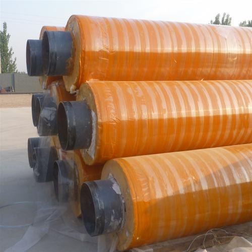 玻璃钢聚氨酯预制直埋保温管