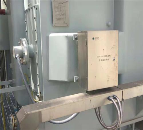 输变电设备综合状态在线监测业绩
