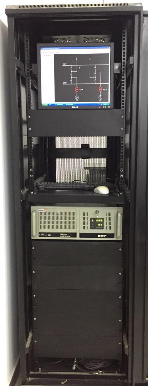 DSIC-601后台处理系统