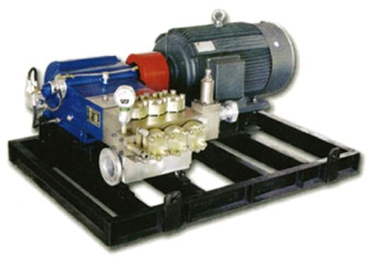 高压清洗水泵