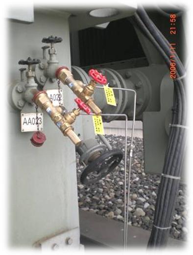 DSOC-201 工程安装图