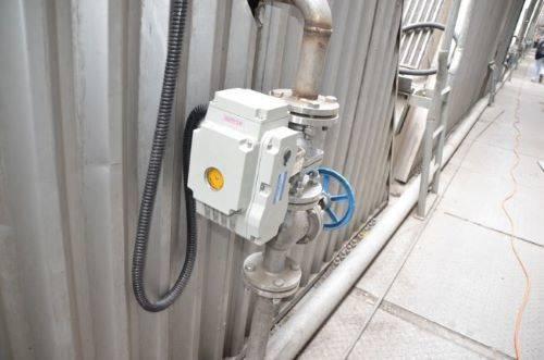 中标陕西有色威尼斯平台登录喷淋降温系统项目