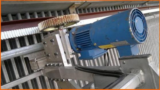中标内蒙古京海煤矸石电厂威尼斯平台登录自动冲洗装置项目