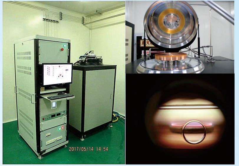 DMTH6AMPCVD第二代CVD设备