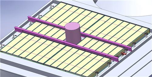 中標國神集團大南湖電廠#2機空冷島加裝自動封堵裝置項目