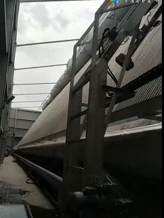 空冷岛自动冲洗系统视频