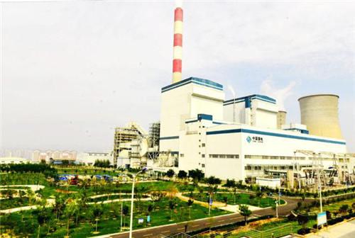 中标华能兰州热电有限公司2*350MW空冷岛喷淋降温系统工程