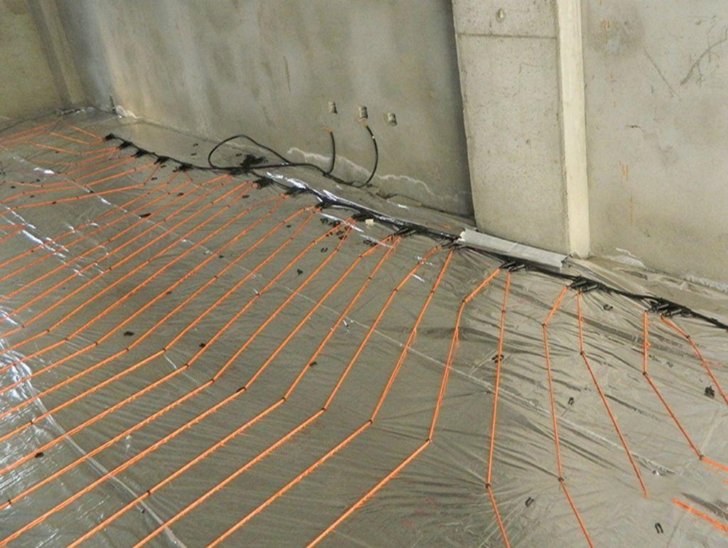 内蒙古碳纤维电暖气铺装