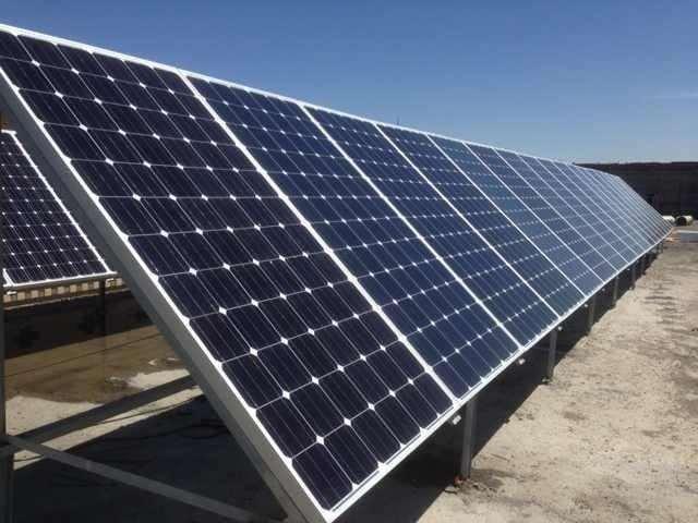 内蒙古太阳能发电