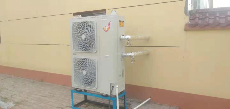 空气能热泵优越性