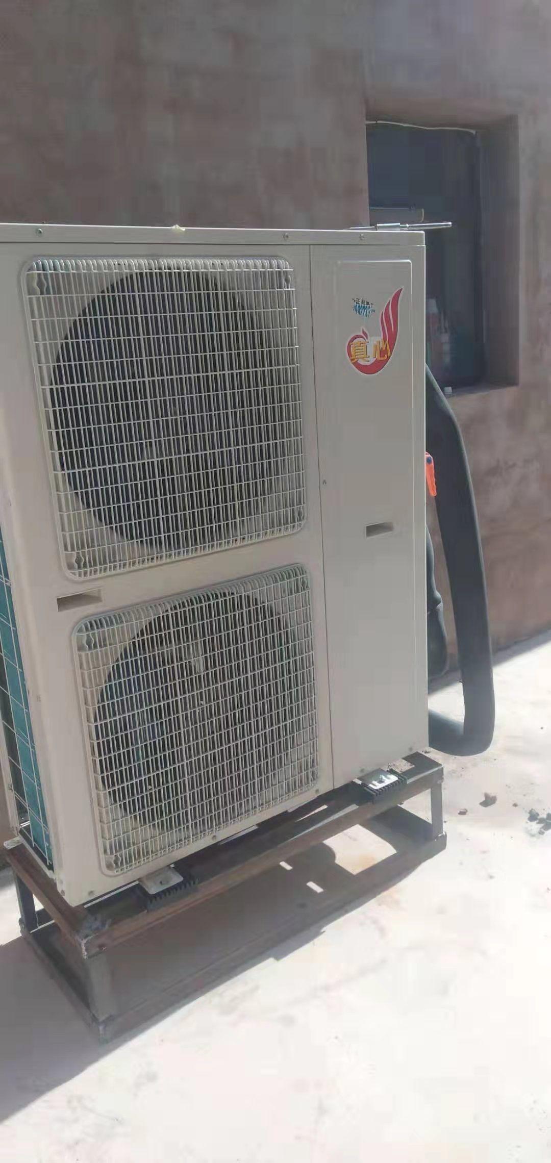 空气能热泵外观