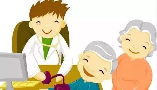 老人要定期去医院体检做必要检查