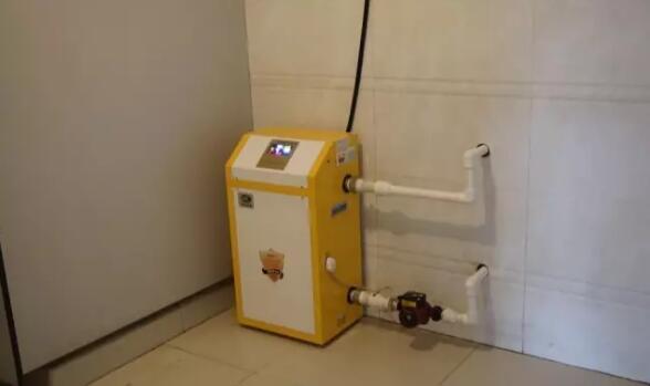 内蒙古电锅炉安装使用当中