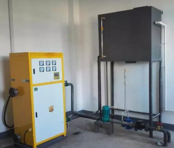 蒙嘉欣电锅炉安装使用