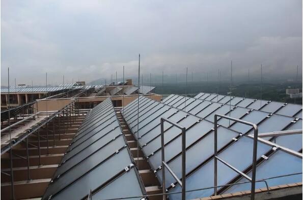 鄂尔多斯太阳能定温管路循环