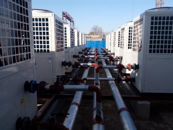 鄂尔多斯空气能热泵采暖图