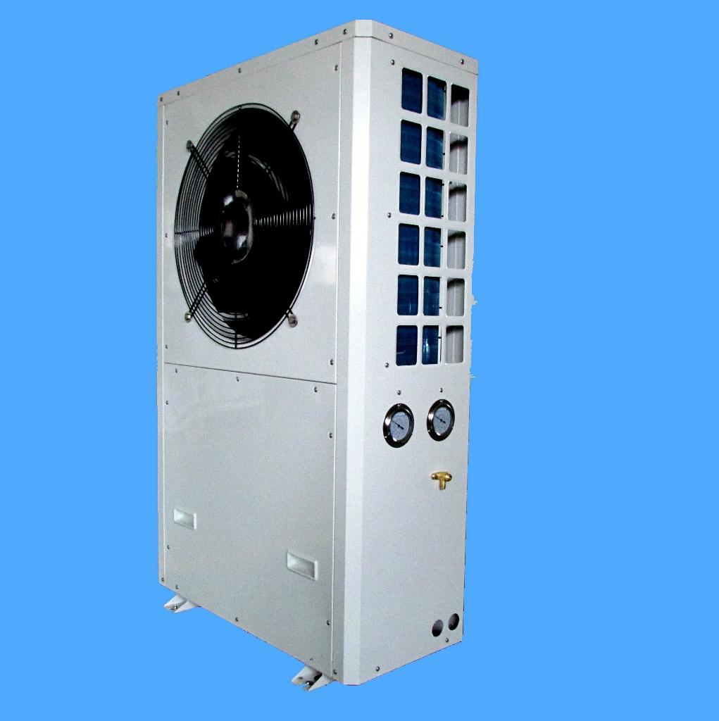空气能热泵工作效率低下怎么办?99%的人可能都不知道这些妙招