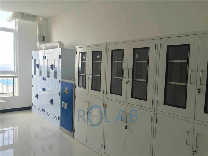 陕西华光集团实验室规划建设案例