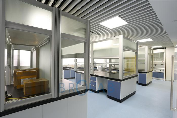 杭州公安局实验室设计建设