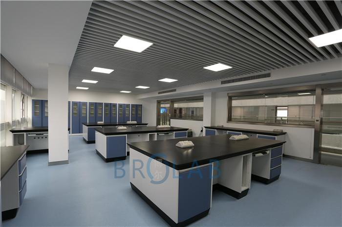 博尔杭州公安局实验室建设规划案例