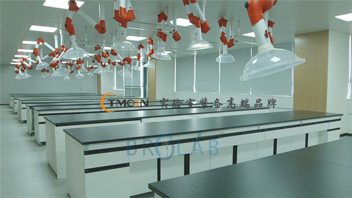 杭州迪安司法鉴定中心实验室建设-TMOON实验台
