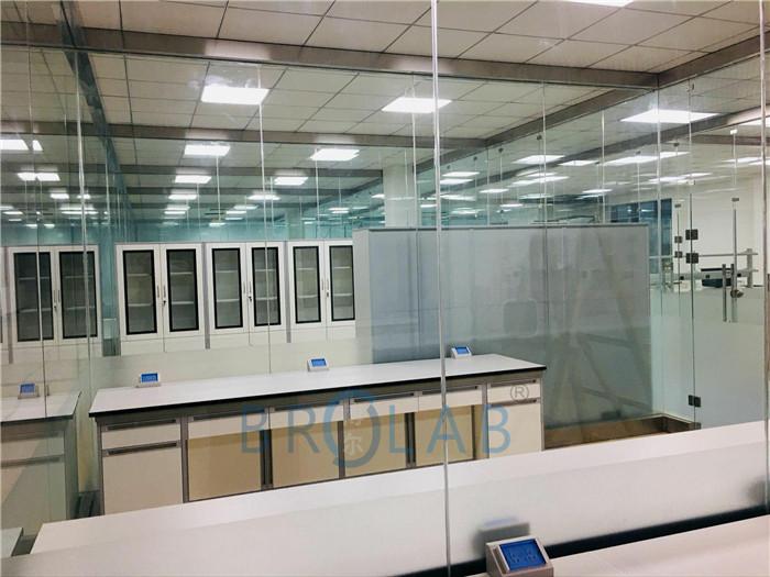 陕西海升果业实验室规划建设工程案例