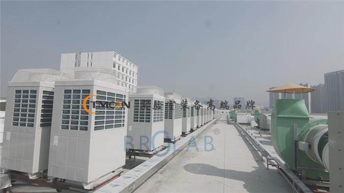 深圳大学实验室规划建设工程案例