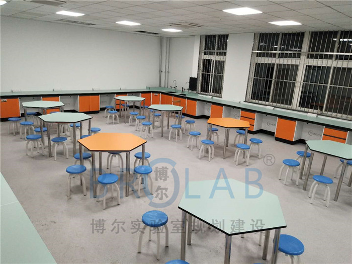 西工大玛丽女王学院实验室设计规划建设工程案例