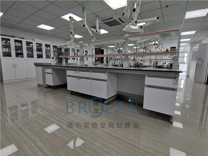 全钢中央实验室工作台结构优势