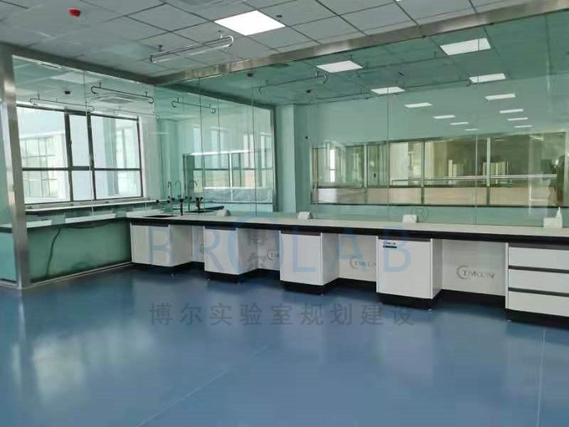 核酸检测实验室建设