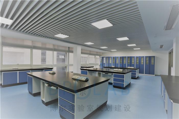 实验室平面设计要求及选购实验台设备要点