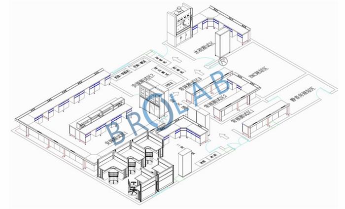 实验室建设施工流程标准
