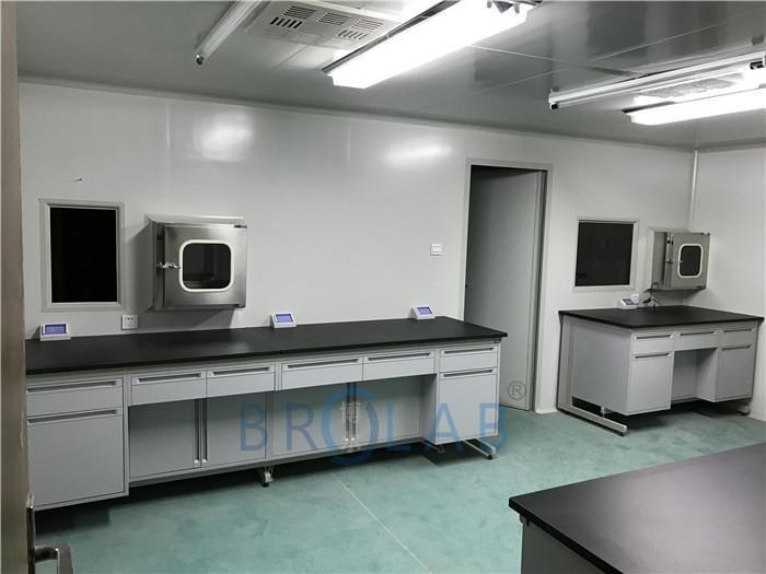 环境检测实验室设计布局以及规范