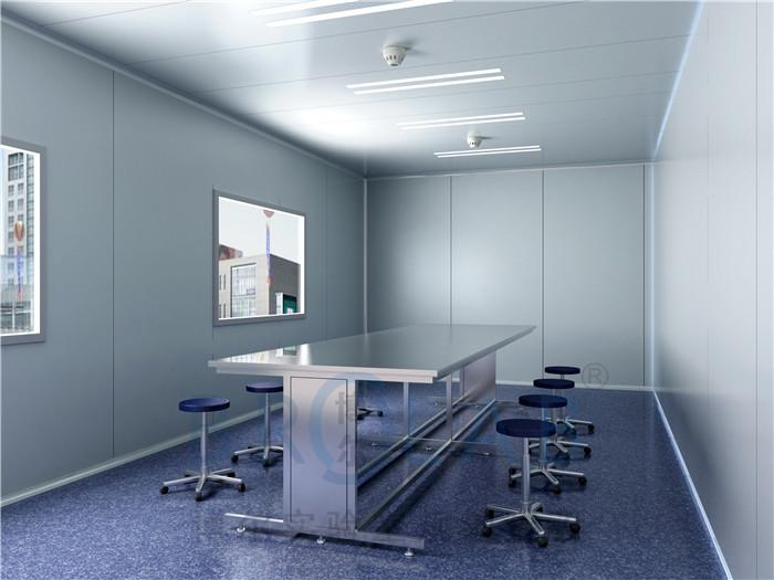 药品类实验室洁净室工程装修规划中需要注意哪些问题?