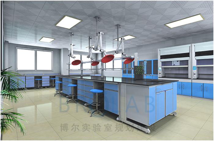 专业实验室设计建设的整体思路和标准原则