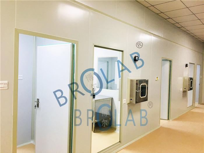 生物安全实验室分类及建设要求